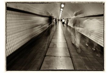 Tunnel von joke van vlijmen