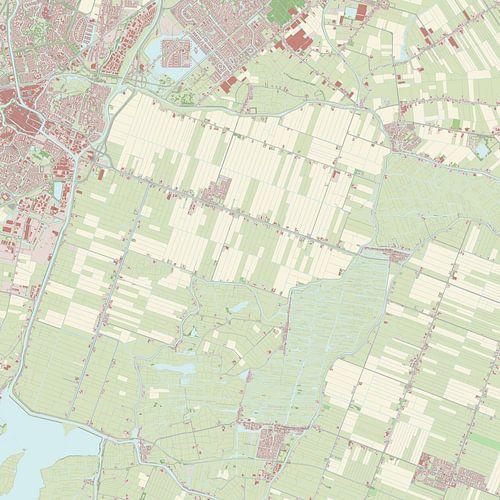 Kaart vanSchermer