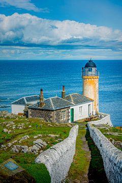 Leuchtturm auf der Isle of May in Schottland von Ingo Boelter