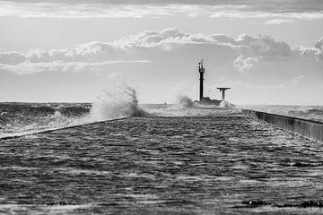 Sturm Hoek von Holland von Patrick Löbler