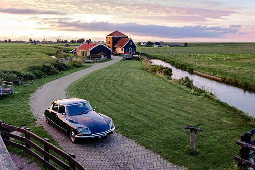 Citroën DS van Sim Van Gyseghem