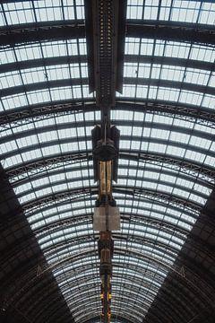 Frankfurter Bahnhof von Stefan Spoelstra