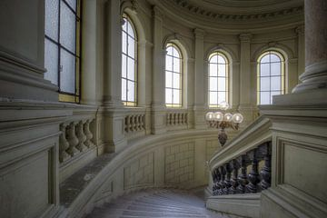 majestueuze trap van