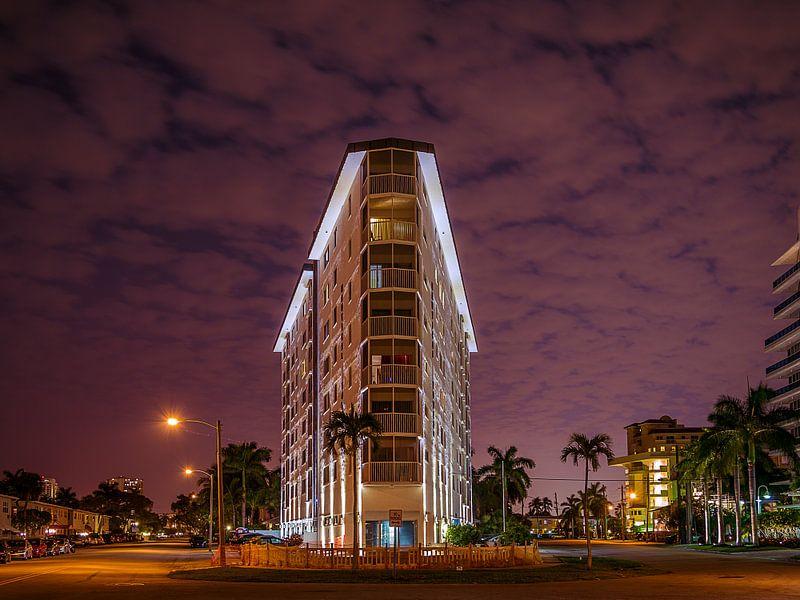 Fort Lauderdale I van Michael Schulz-Dostal