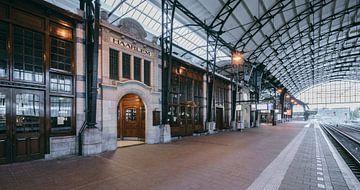Haarlem: Station perron 3 restaurant van Olaf Kramer