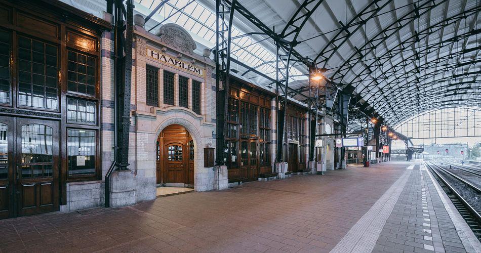 Haarlem: Station perron 3 restaurant