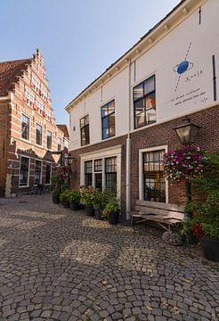 Pieterswijk in Leiden van