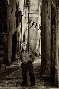 Oude fransman