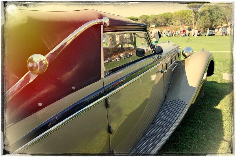 Automobile vintage van Martine Affre Eisenlohr