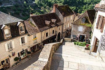 Het dorpje Rocamadour in Frankrijk van Martijn Joosse