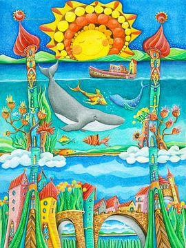 Atlantis von Atelier BuntePunkt