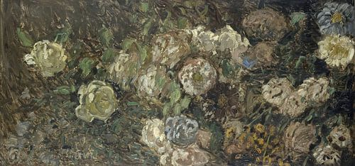 Bloemen, Claude Monet van