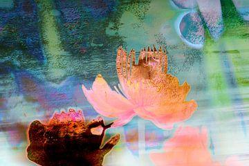 Florale Phantasie von Cees van Gastel