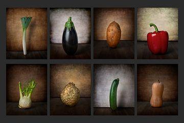 Gemüse von Gerben van Buiten