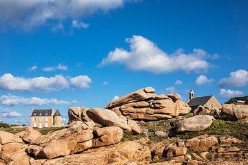 Gebäude in der Bretagne von Rico Ködder