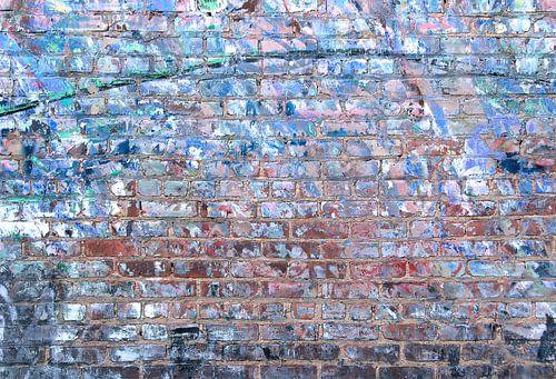 Abstracte oude stenen muur van