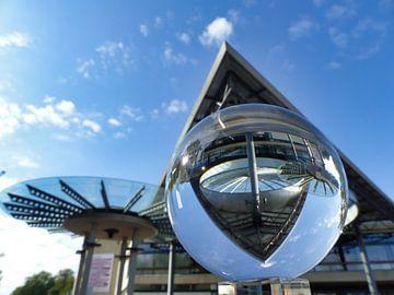 Stadthalle Braunschweig van schroeer design