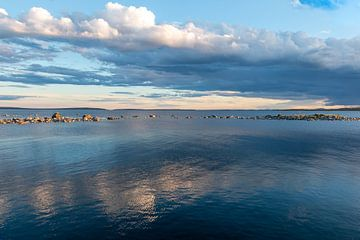 De Botnische golf in Oost Zweden van Henk Hulshof