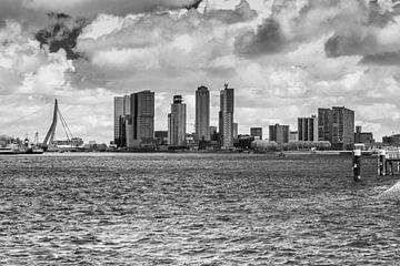 Kop van Zuid Rotterdam van Ad Van Koppen