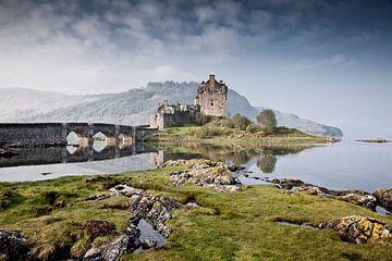 Eilean Donan Castle 8 von Henk Leijen