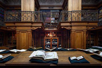 Bibliotheek 3 - Teylers Museum van Teylers Museum