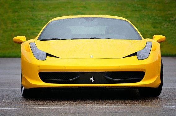Ferrari 458 van Sjoerd van der Wal