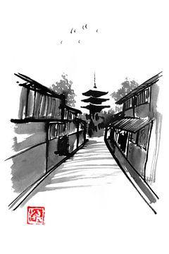 pagode van philippe imbert