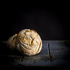 Stilleven brood  von Saskia de Wal