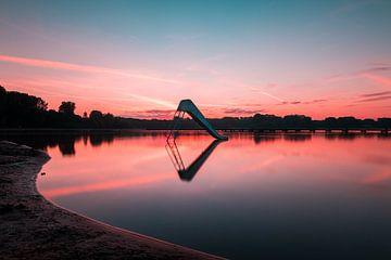 Bohlender See Rotterdam 4 von Nuance Beeld