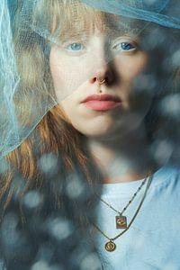 Serie Dochter, portret 3