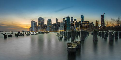 New York by night 2