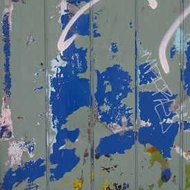 Urban Abstract 349 van MoArt (Maurice Heuts)
