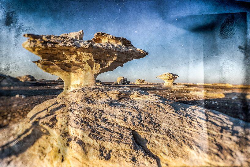 Egypt Desert van Joep Oomen