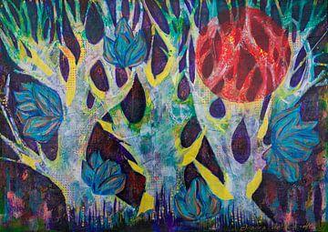 myth forest sur Ariadna de Raadt