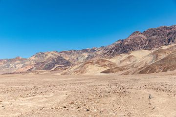 Death Valley ist ein wüstenartiges Tal im amerikanischen Bundesstaat Kalifornien von Martijn Bravenboer