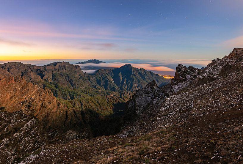 Roque de los Muchachos - La Palma von Robin Oelschlegel