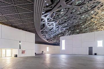 Louvre Abu Dhabi von Ko Hoogesteger