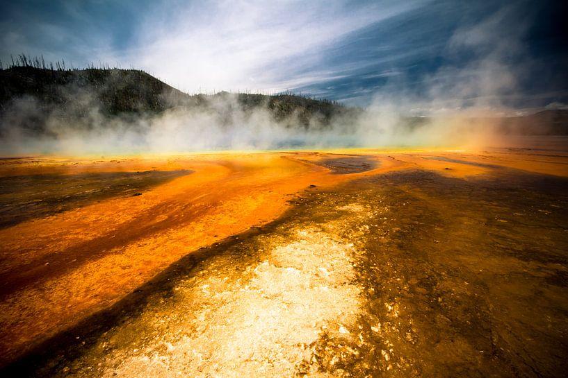 Hot Springs von Joop Snijder