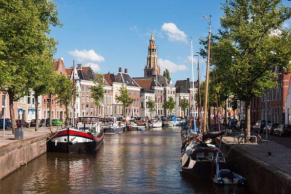 Zomers Hoge der A Groningen