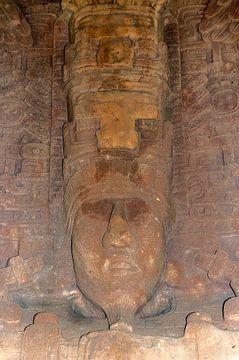 Guatemala: Archeologisch park en ruïnes van Quirigua van Maarten Verhees