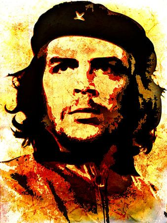 Che Guevara von Maarten Knops