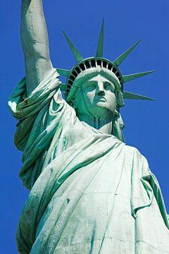 LP 70484491 Vrijheidsbeeld New York van BeeldigBeeld Food & Lifestyle
