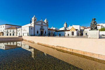 Lagos an der Algarve in Portugal von Werner Dieterich