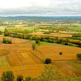 Dordognevallei van Gerda H.