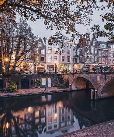 Quiet Evening in Utrecht