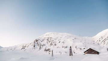 Norwegen | Skarsvåg ~ die Straße zum Nordkap von Peter Boon
