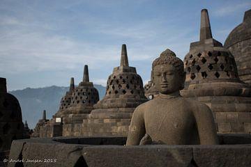 Borobudur van Andre Jansen