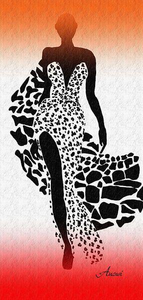 Africa fashion van Iwona Sdunek alias ANOWI