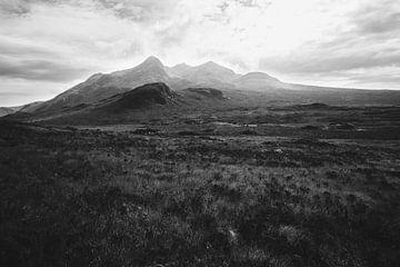 Berge auf der Isle of Skye von Katrin Friedl