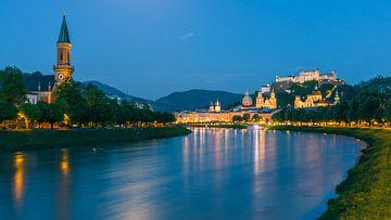 Kastell Hohensalzburg, Salzburg, Österreich von Henk Meijer Photography